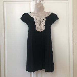 Darling top from anthropologie-Size medium.